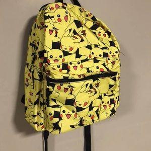 Pekachu Backpack